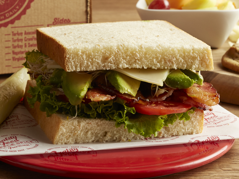 BLT Avocado - Executive