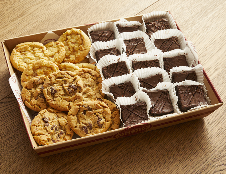 Cookie & Brownie Tray (Min 15)