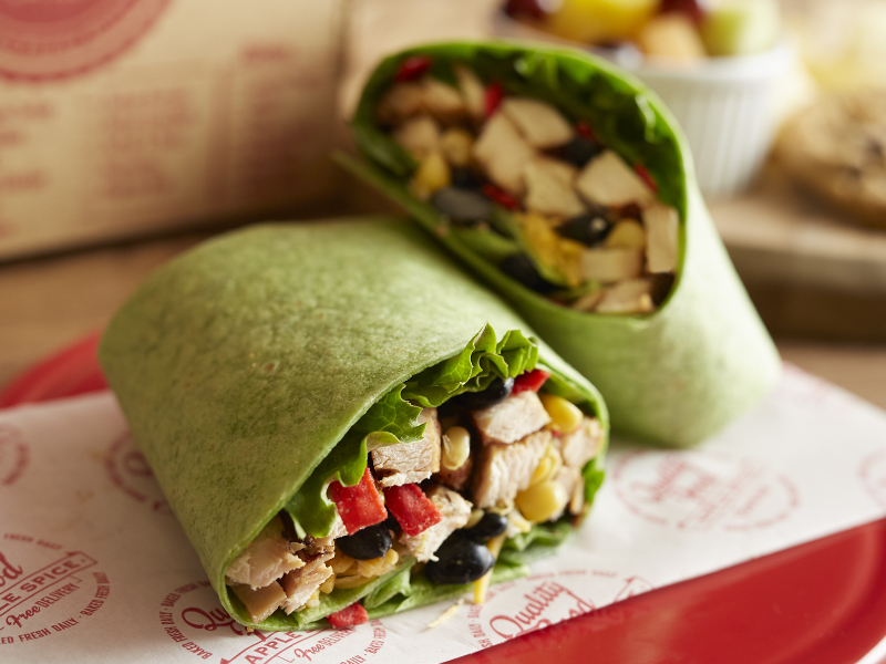 Southwest Chicken Wrap - Classic