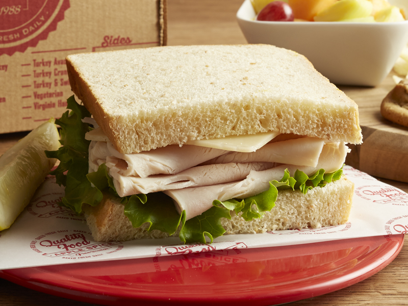 Turkey and Swiss - Classic