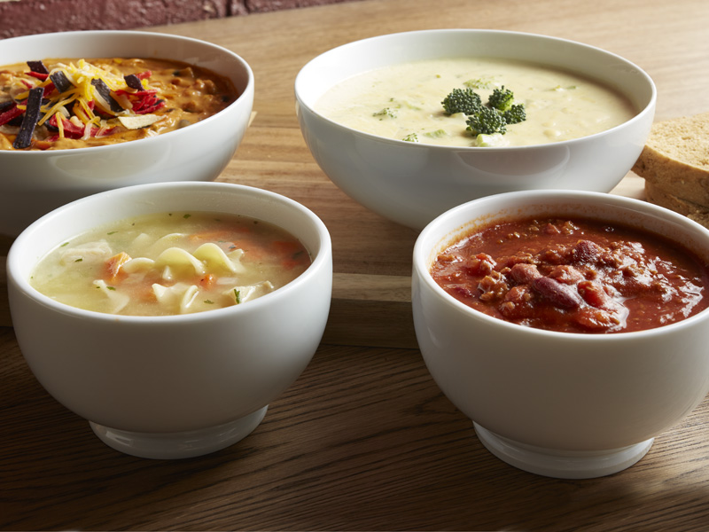Home Style Soups category